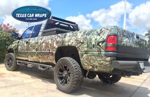 Texas Car Wraps Fort Worth | Camouflage Truck Wrap Fort Worth | Camo Fort Worth | Camo Wrap Fort Worth | Truck Wrap Fort Worth | Hunting Camo Fort Worth