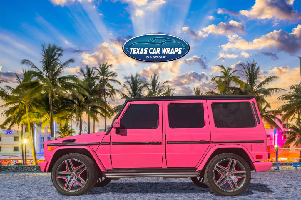 Texas Car Wraps | Mercedes Wrap San Antonio | Vehicle Wrap San Antonio | Car Wrap San Antonio | Truck Wrap San Antonio | SUV Wrap San Antonio