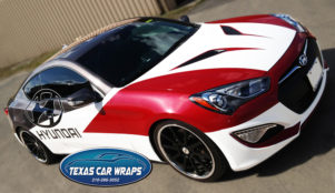 Carbon Fiber & Metallic Vehicle Wrap – San Antonio Vinyl Graphics
