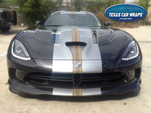 Racing Stripes – San Antonio Vinyl Graphics