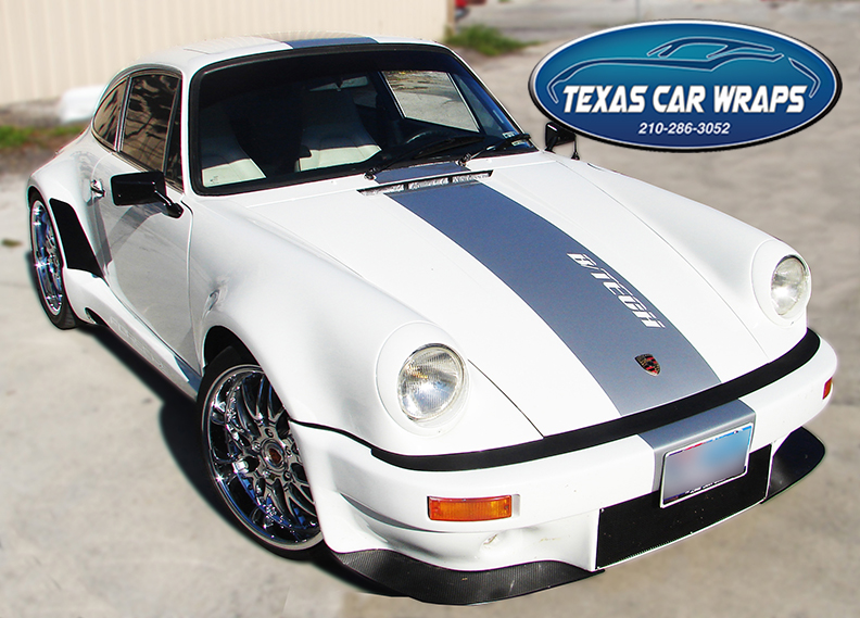 Vinyl Racing Stripes San Antonio